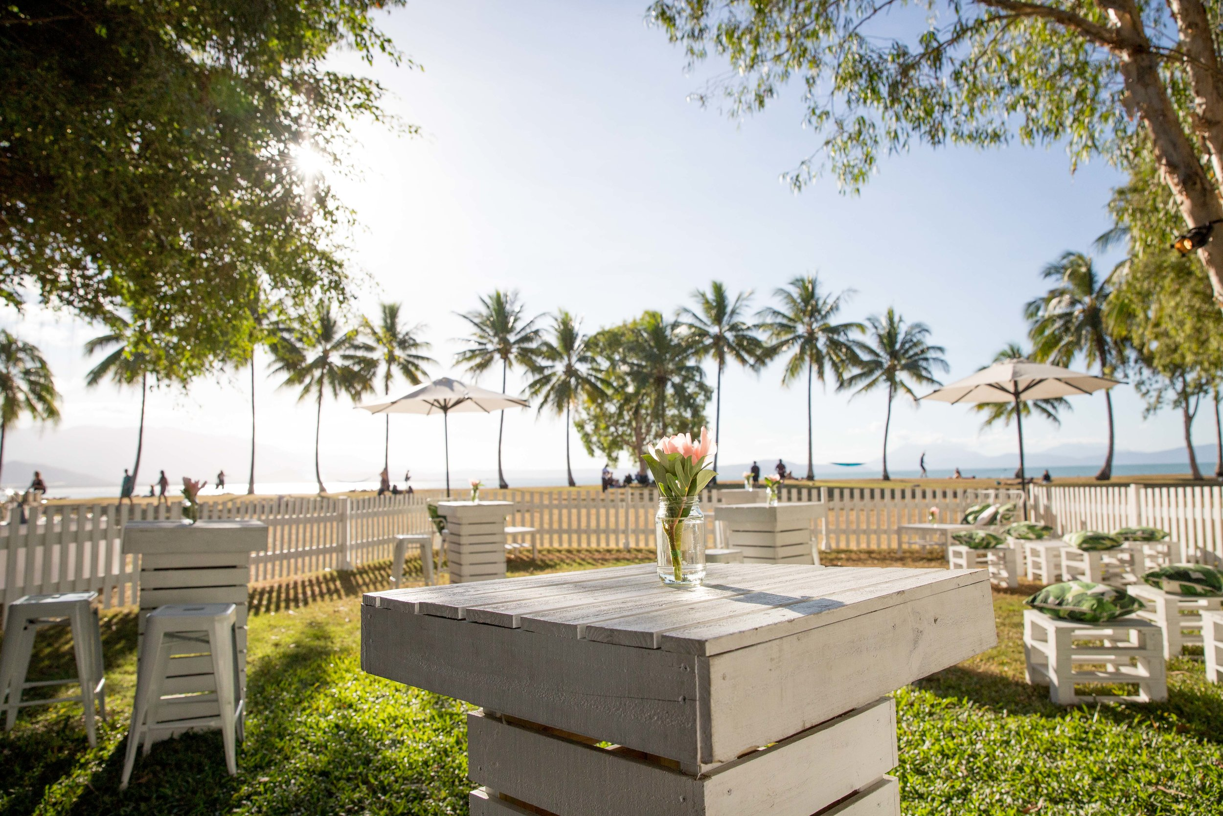 Rex Smeal Park - This stunning sea side park is perfect for your next event!