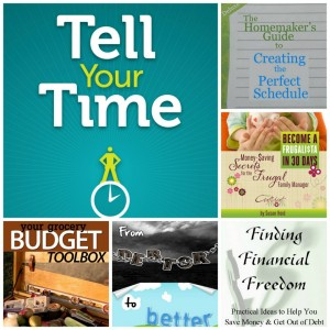 The Ultimate Homemaking eBook Bundle! 97 eBooks for only $29.97!! ~www.thebettermom.com