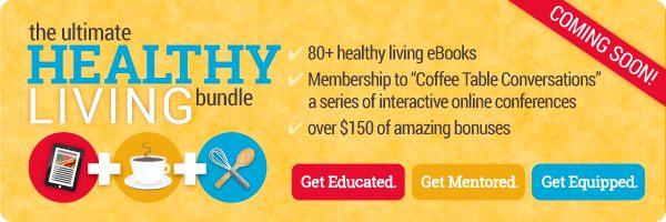 ultimate healthy living ebook bundle