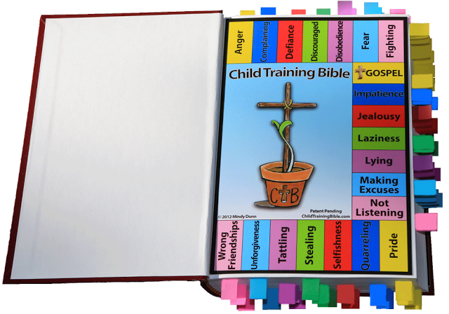Child Training Bible Kit