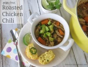Roasted Chicken Chili (grain-free)