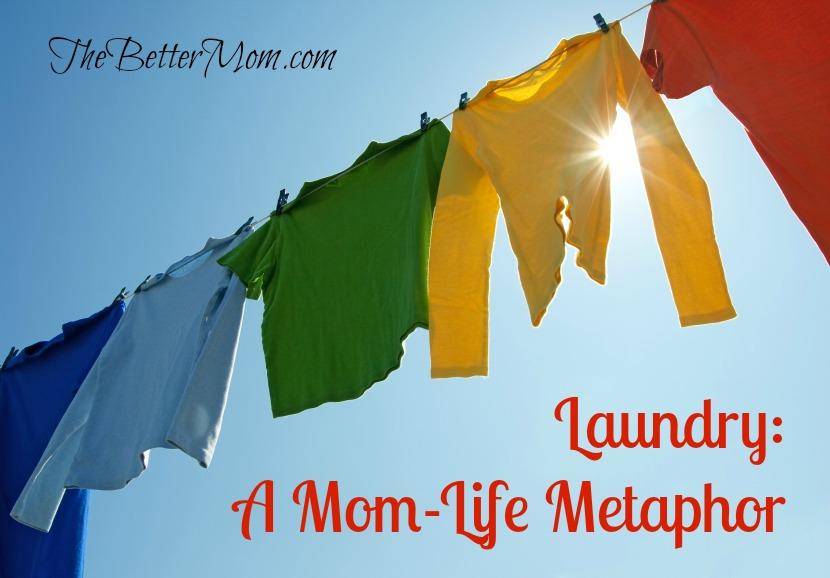 Laundry and Motherhood