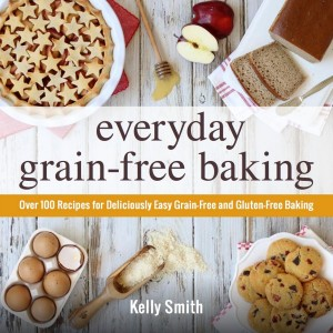 Book Cover EverydayGrainFreeBaking
