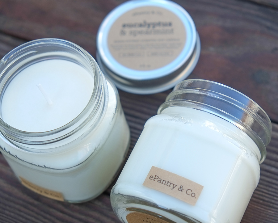 ePantry Candles