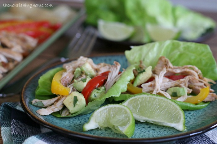 Featured recipe: Easy. Frugal. Delicious! This  Slow cooker chicken verde  recipe makes getting a healthy dinner on the table a snap!