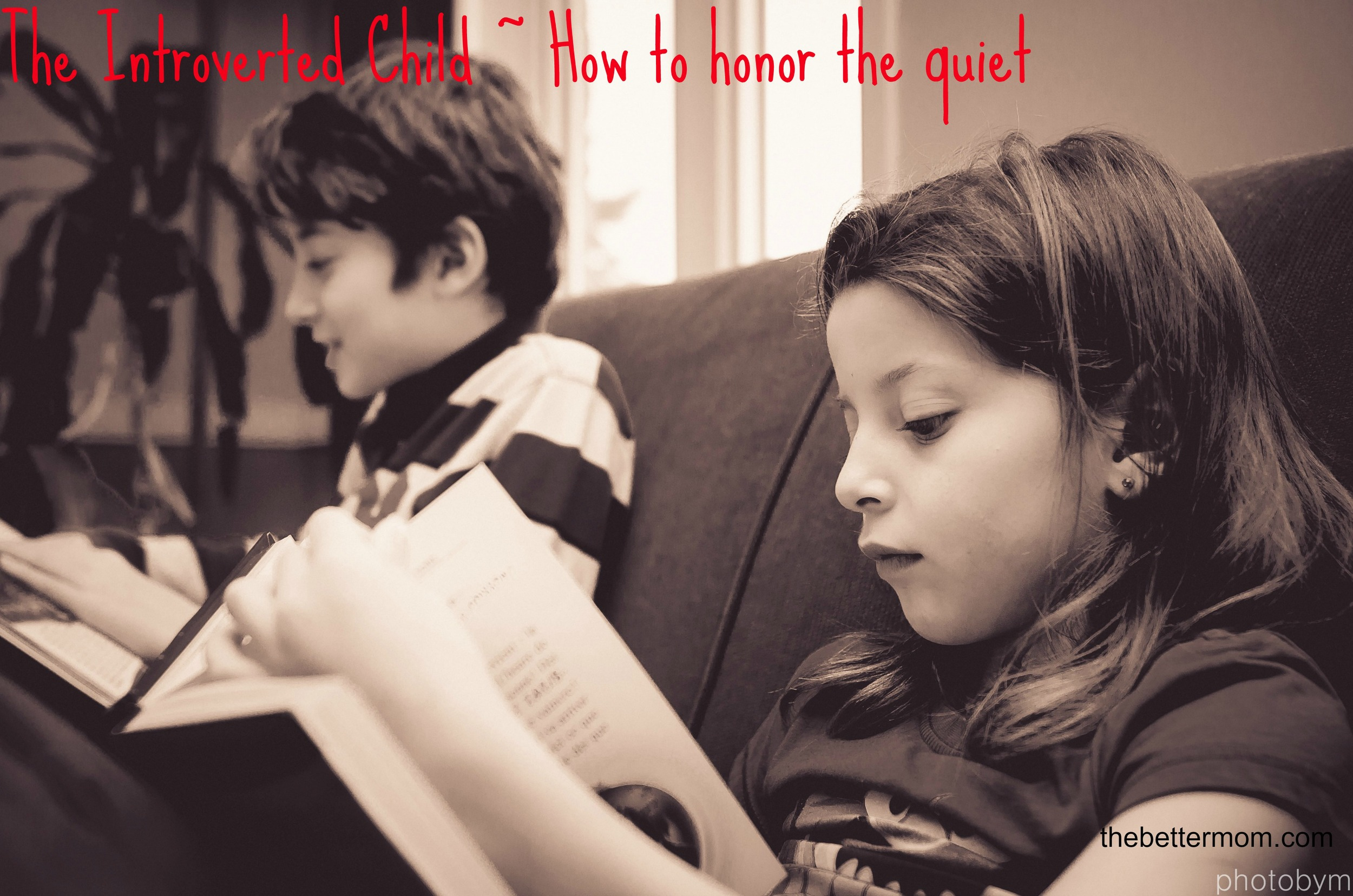 Are you raising an introvert? The world needs your child- and maybe your mama heart needs some encouragement on parenting a young one such as this.