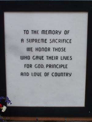 honor those