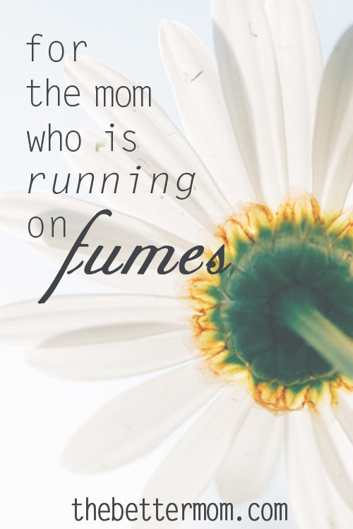 Are you burned out and running on fumes? When you reach the end of yourself in the course of a day and just want to hide,God is still working to produce fruit in your life. You can rest in him, beginning today!