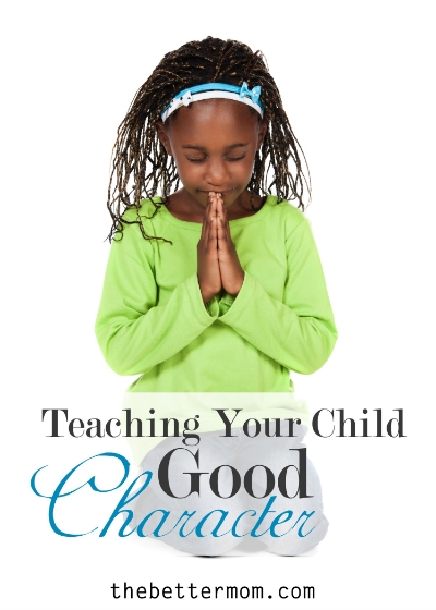 Our children will learn good character best from Jesus. This resource will help them learn beginning at a young age.