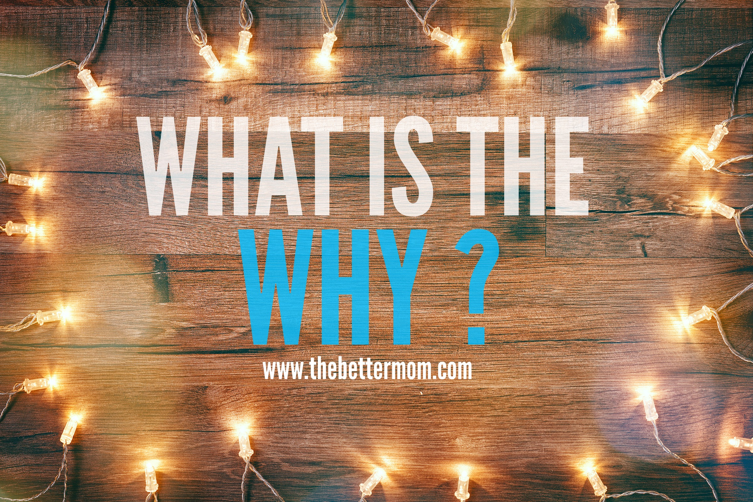 Do you start out the new year with gusto, only to find yourself struggling to stay motivated to keep your goals and resolutions a few months later? Asking yourself this one question will help you stay on track!