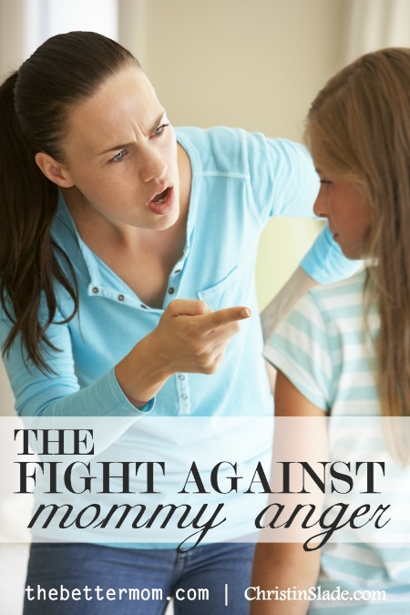 Anger seems to be a common struggle among moms. There will always be triggers that make us angry, it's what we do with our anger that matters. Here are some tips on how to respond with grace instead of anger!