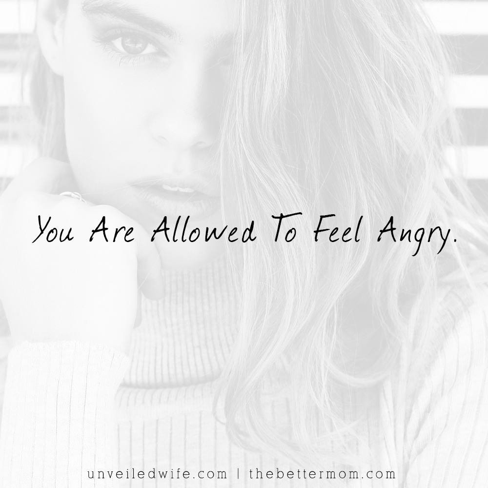 Is anger wrong? Would you be surprised if you learned that feeling angry is actually ok? What we must beware is sinning in our anger. Don't be afraid of your emotions, they are likely telling you something! Here's how to engage them with self control.