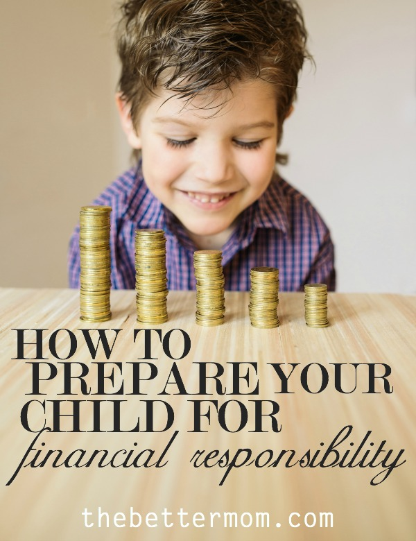 What do our children need to know about money? What skills are important to teach them so that they can be responsible adults? Here are some of our favorite tips for helping children of all ages steward God's gifts well!