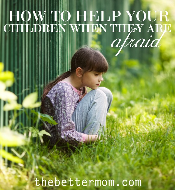 Fear and anxiety can grip all of us, even our children. What can you do as a mom to comfort your kids and help them to trust God in their worry and circumstance? This is a great way to approach your child's heart and fill them with the truth of God's word.