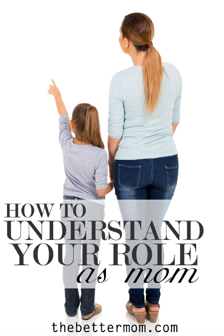 """Do you think of yourself as """"just"""" a mom or believe motherhood should be all-consuming and all-fulfilling? One of the most important things a mother can do is admit that most of the time, motherhood is downright difficult and this is normal."""