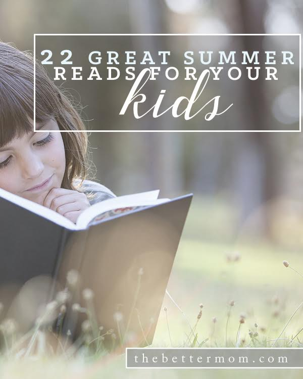 Do you want to help your kids dive into some great reading this summer? We've got an amazing line up of books for boys and girls of all ages! Come pick some of our favorite titles and get lost in these stories together!