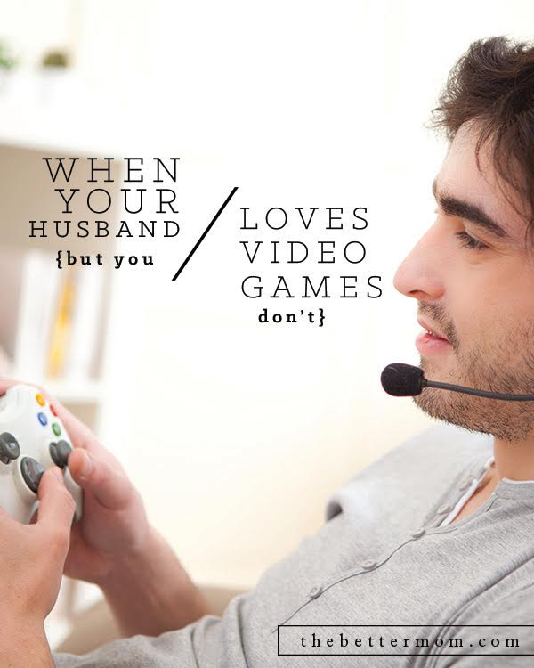 Do you feel like you are losing your husband to video games? If you feel like your relationship is being hijacked by the controller, its time to take look at your own heart and also open up communication. Here are some great ways to start today!