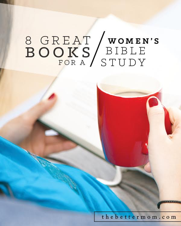 Is your Small group or bible study looking for a new book to read together? We've compiled a list of recent favorites that will encourage and inspire you as well as deepen your faith.