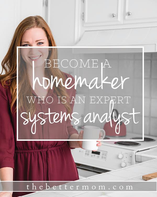 The logistics of running a home can be tough. Do you have systems in place that make your life run smoother? Is it time to shake them up? The beauty of being a mom is the freedom to keep tweaking things until they work. Here are some of our best ideas to get you started!