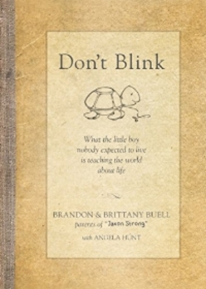 Don't Blink is a book about life lessons from a couple who've had their perspective dramatically changed in the most beautiful way. Anyone can read this book and whoever chooses to, will walk away cherishing life more, being more patient, and becoming increasingly aware of the simple, yet grand blessings which are all around...