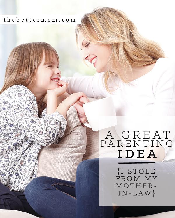 Today I want to speak permission for you to be the adult. BE THE MOM. Certainly that role needs to be carried out with thoughtfulness, kindness, patience, and grace. But there is an authority to lay hold of as a mom...
