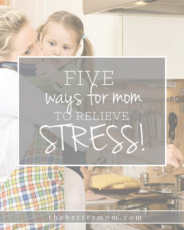 The wonder of the Christmas season can often mean increased stress for moms. Are you feeling it? These stress reducers will help you breathe easy and ready to get back to caring for those you love.