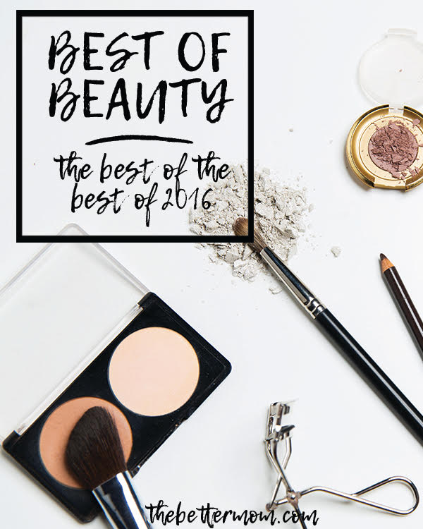 Beauty shines from you mom! But do you ever feel overwhelmed deciding what to stock up on or try at the make-up counter? These products are our absolute favorites of the past year and we can't wait for you to try them!