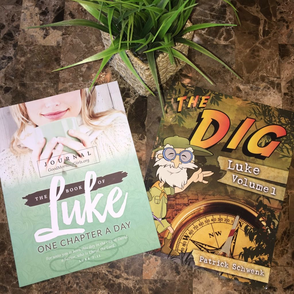 Are you on the hunt for a way to study God's word with your children this Spring? We've got some great resources for your children... and for you! Let's dig in together.