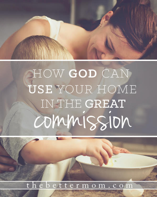 Is your family practicing hospitality? Your home can be a place where others experience the love of God and the truth of the gospel. So what's stopping you?