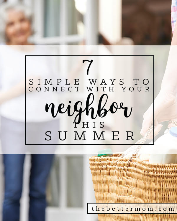 Our neighborhoods are much more than collections of houses. But do you know the people that inhabit your block? Make this summer one to really connect with your neighbors- these tips are full of wisdom to help get you started!
