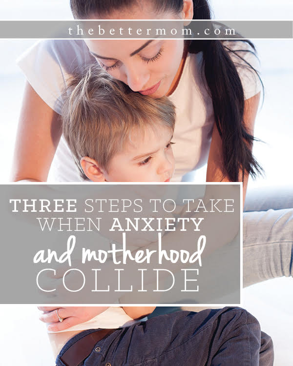 Is worry crowding out the joy of your mothering? When anxiety and motherhood collide get ready to fight an intense battle for freedom of your spirit, body, and mind. These three important factors that can arm you well and help you heal.