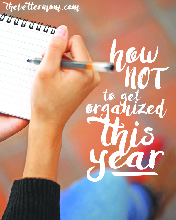 Only two weeks into the new year and already feeling behind in your goals? We have some ideas about how NOT to have it all together. Its not about our imperfection, its about the heart. Here are our ideas for small steps toward lasting change.