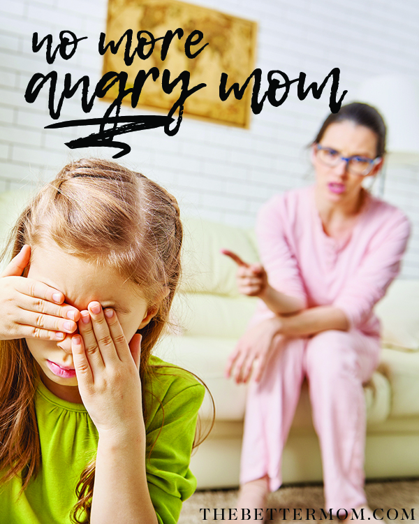 Do you struggle with anger? Constant yelling? Irrational thinking? Come release your shame and learn how to become the Mom you long to be in the moments when it's easy to lose your cool.