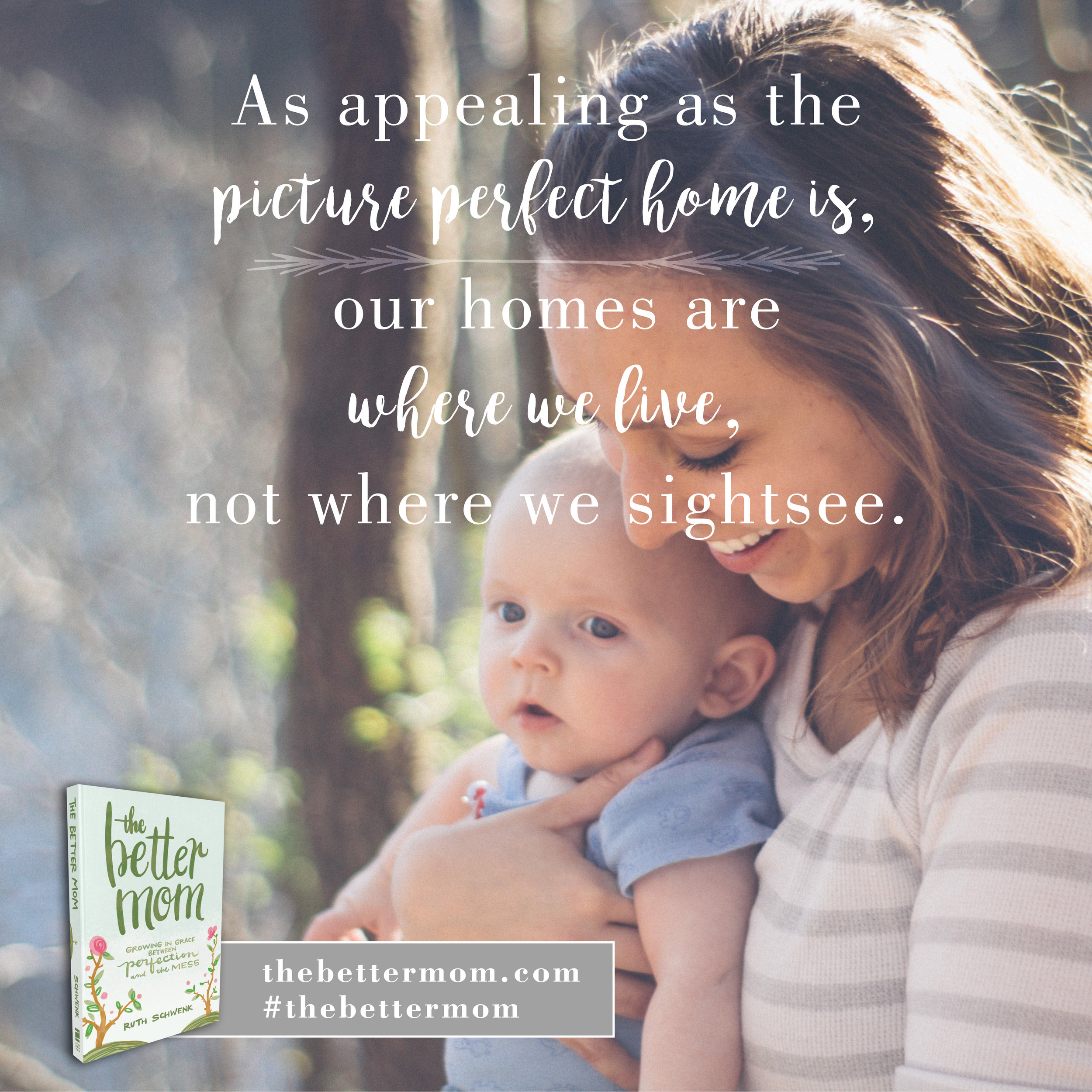 Striving for a picture-perfect home? It's the life we bring to a home that matters most. Home is not just where we share life, it is where we begin to give life to our kids. And not only our kids, but anyone who enters our homes. 💕  How we live in our homes matters. Join me and thousands of other moms as we learn to grow in grace between perfection and the mess!