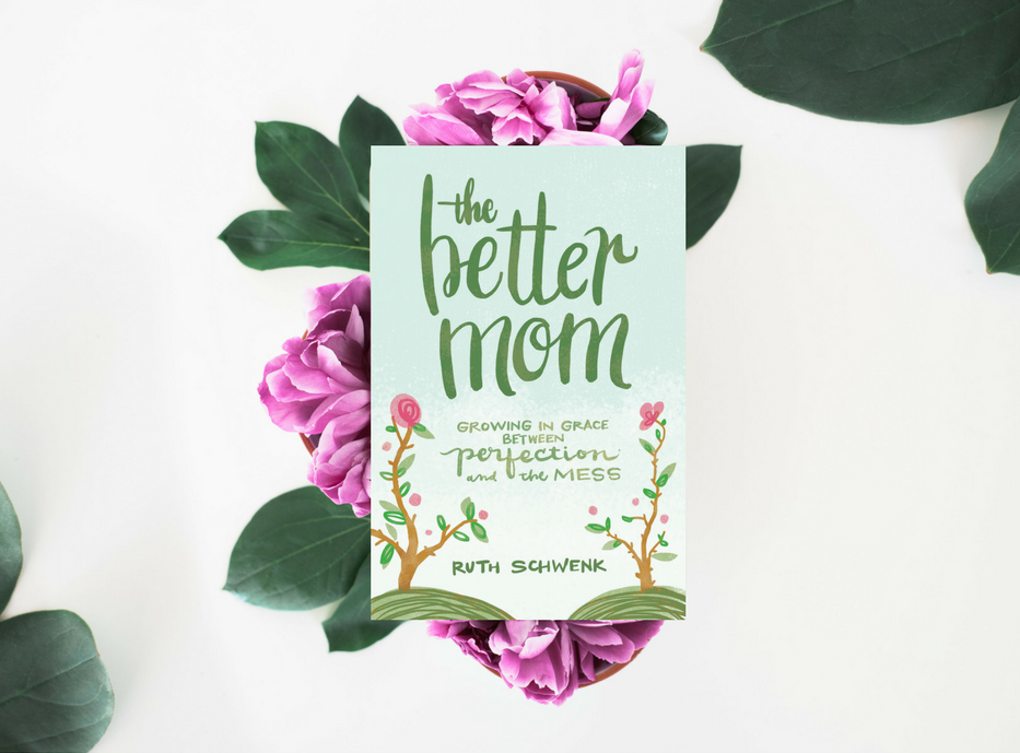 God graciously uses momming to uncover what is going on inside our hearts to help us become better by becoming more like Christ. But first we have to come out of hiding. Come discover the secret to being the mom your kids need and see what we are celebrating this week!
