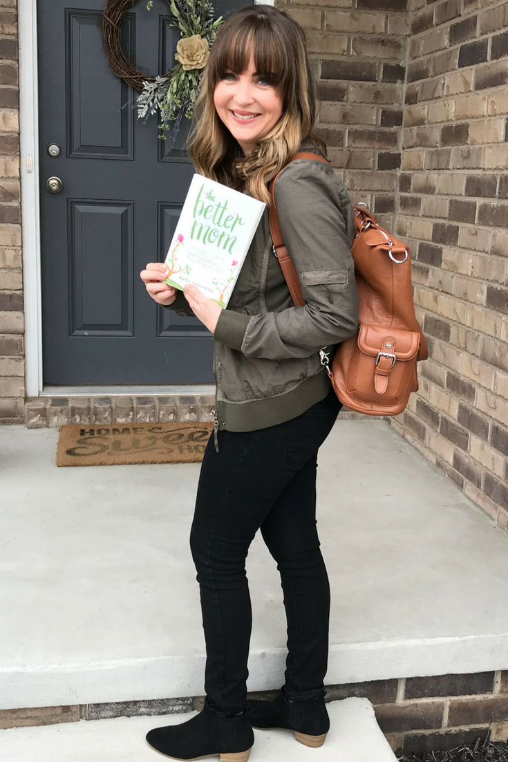 Finding a bag versatile enough for the mom years, yet still stylish can be a challenge. Come, check out a bag I found recently that I just love!