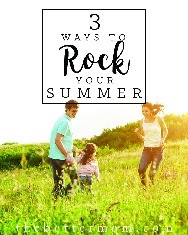 Learning doesn't have to stop just because Summer is here! These fun ideas will keep your children's minds engaged and help you connectwith them at the same time!
