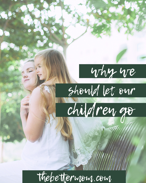 Our children are meant to live home. And while we see who they are today, God has a clear picture of who they are meant to become. How are you sowing into their future today, moms?