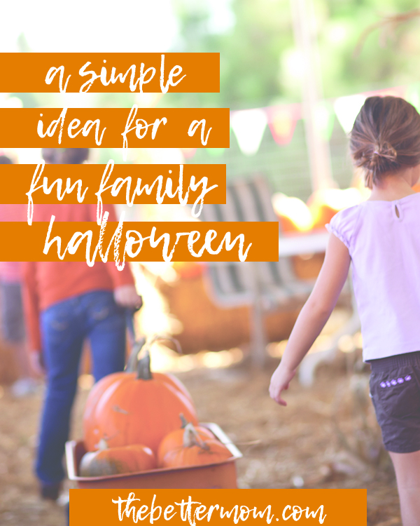 Does your family celebrate Halloween? Behind the spooky costumes and candy, you might be surprised at opportunities to connect with your neighbors this year. Don't miss this inspiration to bless those around you!
