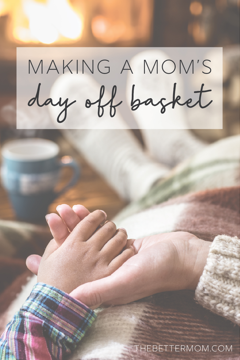 Do you know a mom who needs a break? Of course you do! Be inspired to serve a mom you love by giving her a day off- it's a simple act of service that will have a huge impact on her life.