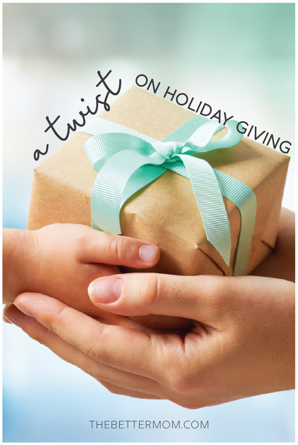 How does your family serve others during the holiday season? Finding time to give back together can be a practical and powerful way to share the love of Christ. Learn how to begin this tradition this year!