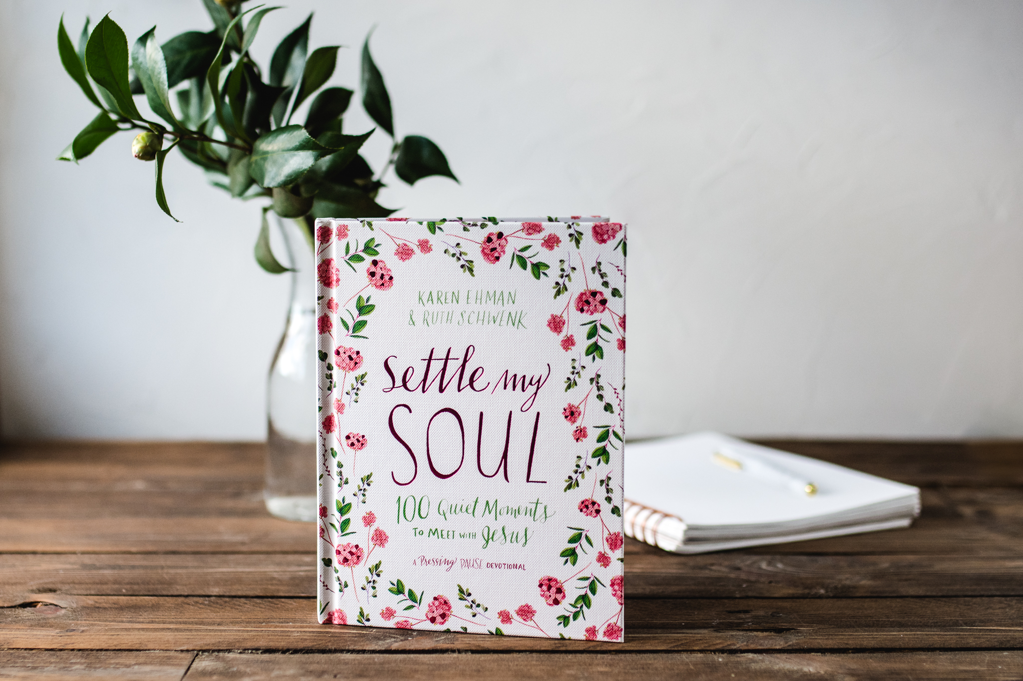 Are you walking a hard road? Are you desperate for peace? We want to walk with you. Settle My Soul is a devotional to help you remember that hard journeys are often holy and that God is with you- and this is your last chance to grab some special gifts that we know will bless you, before if releases!