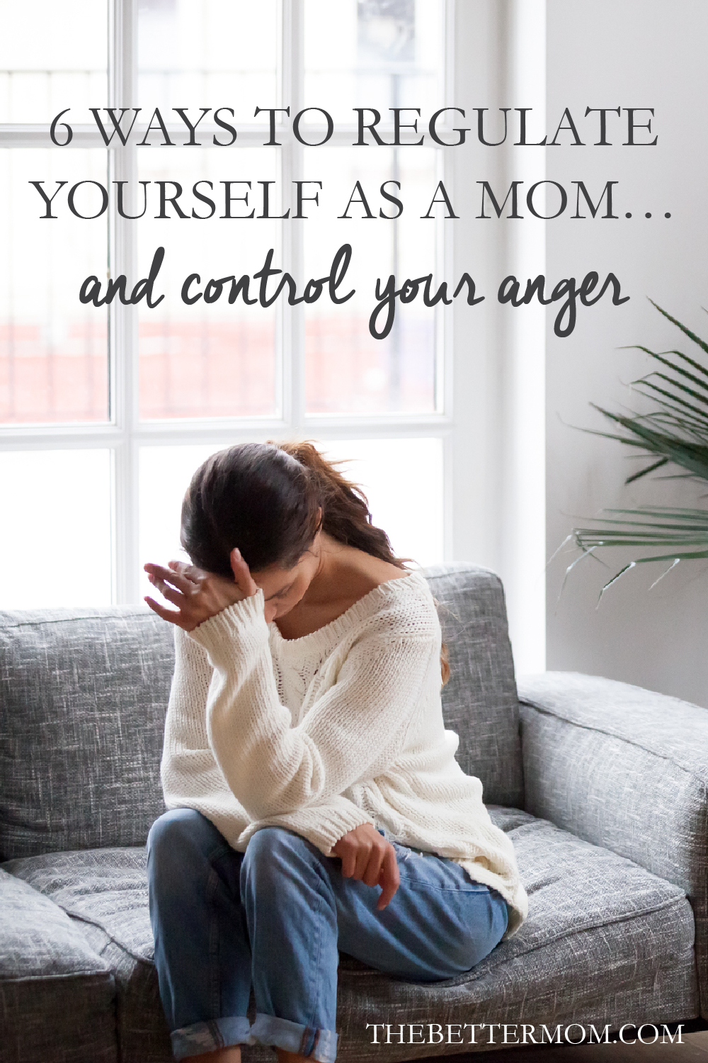 Do you struggle with anger? Find true support and a path toward healing the habit that hurts with these six strategies to help you overcome!
