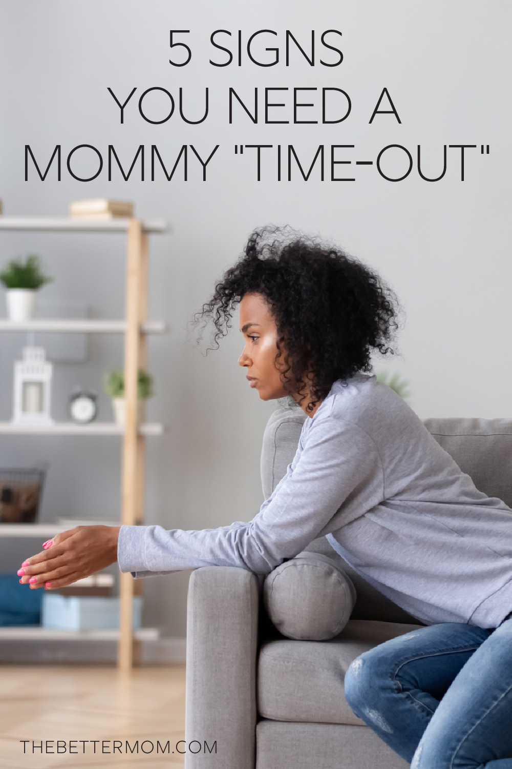 Do you need a mommy time out? Sometimes we all need to reset, refresh, and get some new perspective! Here are some ways to know if it's time to pull back.