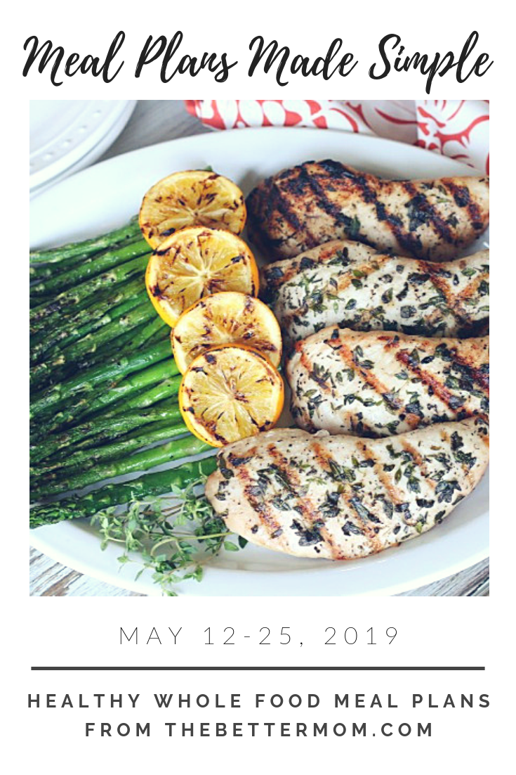 Are you looking for a HEALTHY and DELICIOUS meal plan? We are serving up simple gluten-free meals your whole family will love and the best part about it?! The meal plan is FREE!!