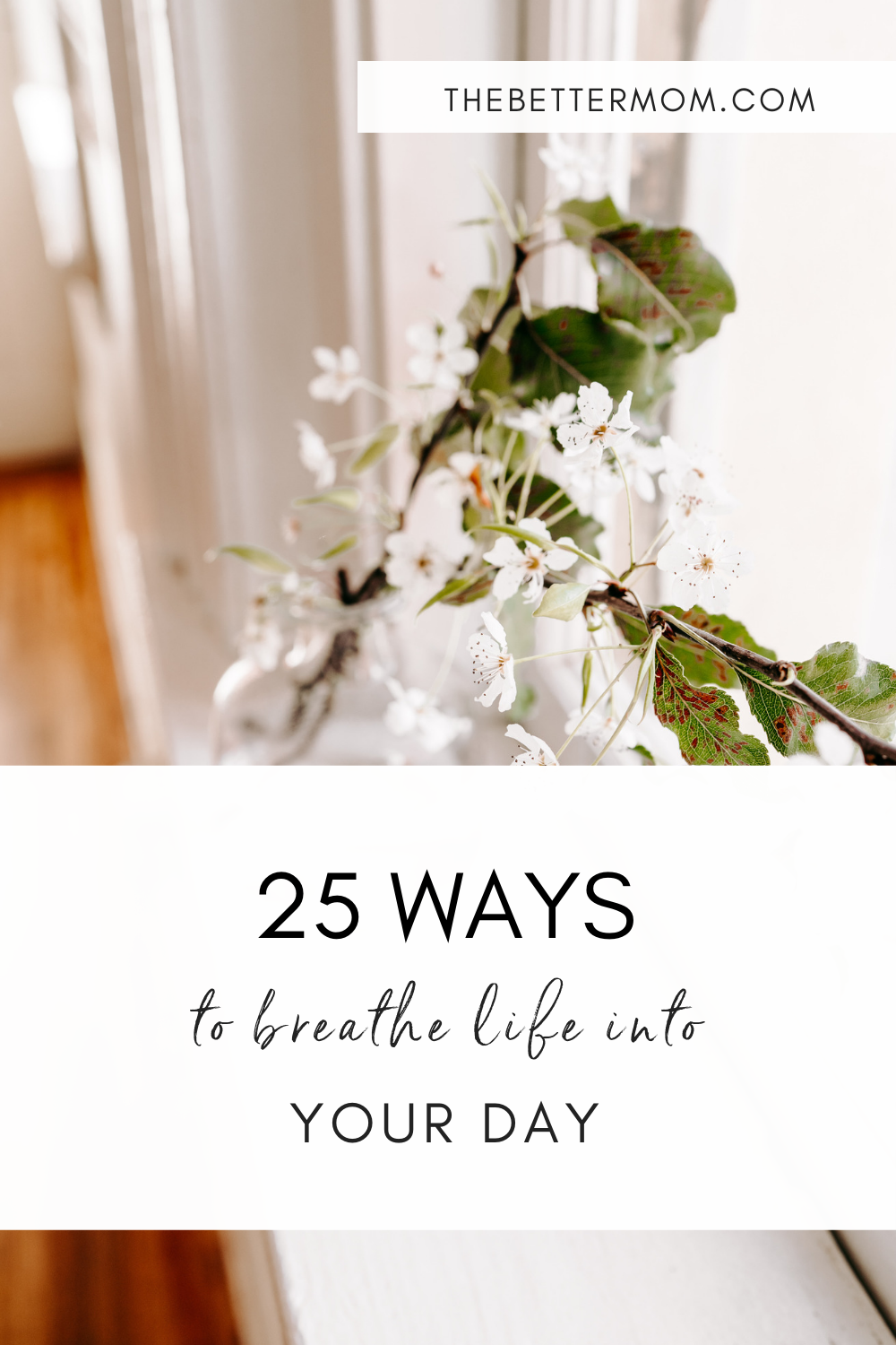 Do you feel exhausted and drained? Refreshment for your soul might feel impossible, but we know how important it is to be filled up as a mama! Today, we're sharing 25 practical ways to lighten your load and incorporate beauty right where you are!