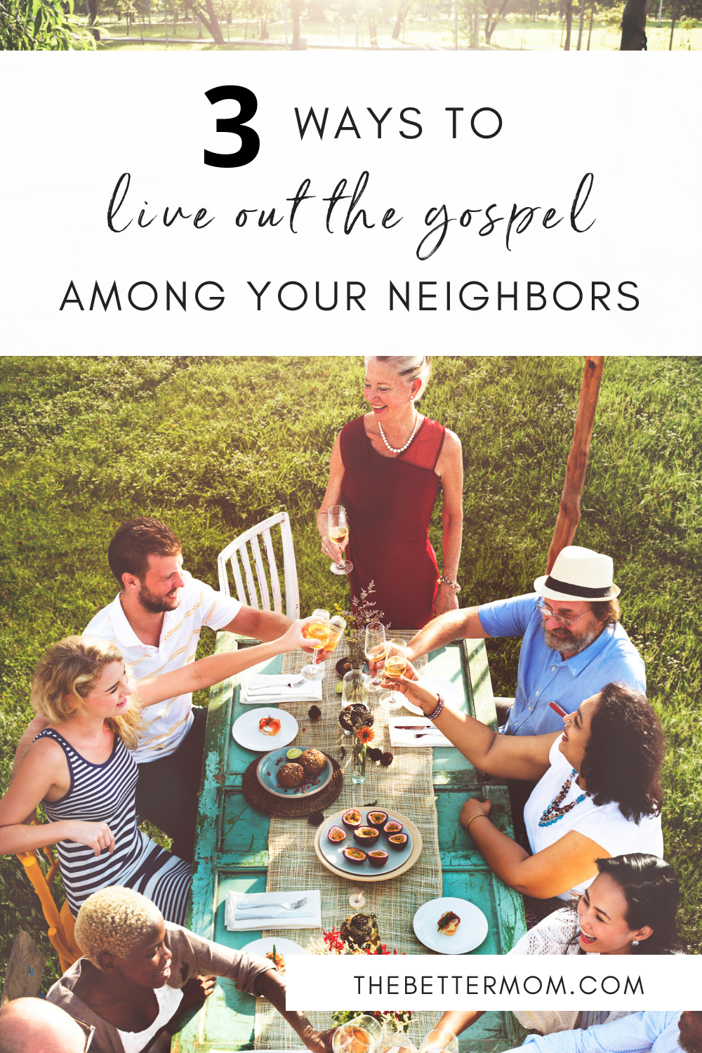 There is no better place to impact others with the love of Jesus than the place that He has planted you. That's why we're sharing our best ideas for how to love and care for your neighbors. Whether you're new to your neighborhood or have known your community for years, you can begin to love them well today.