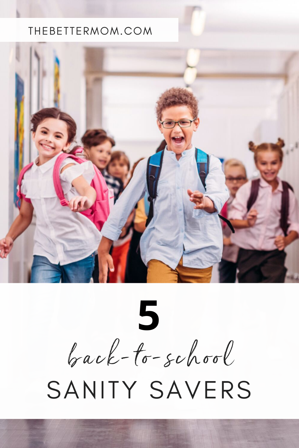 How are you stretching into this new school year, moms? Whether you've already started or you are getting ready to make the transition back to school, these practical tips will help to keep your sanity intact during this season of change!