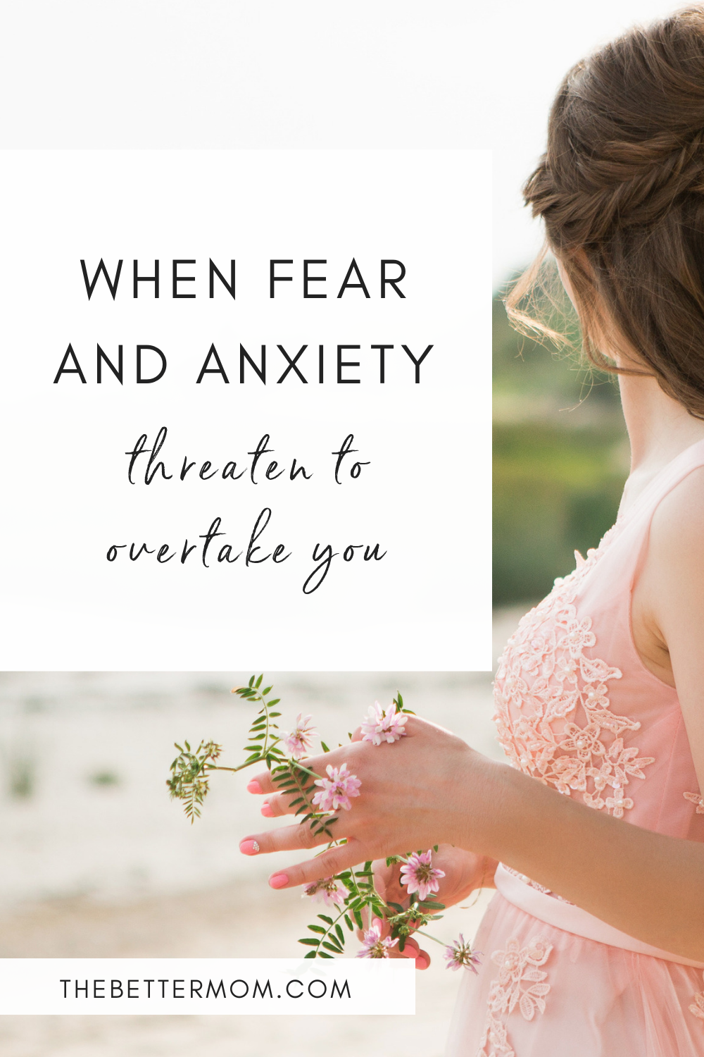 What are we to do when we feel like fear and anxiety might over take us? Well, if we look at the examples in Scripture, the answer might surprise us! Discover God's heart and promise for you in struggle today, and learn how he delights in your response.