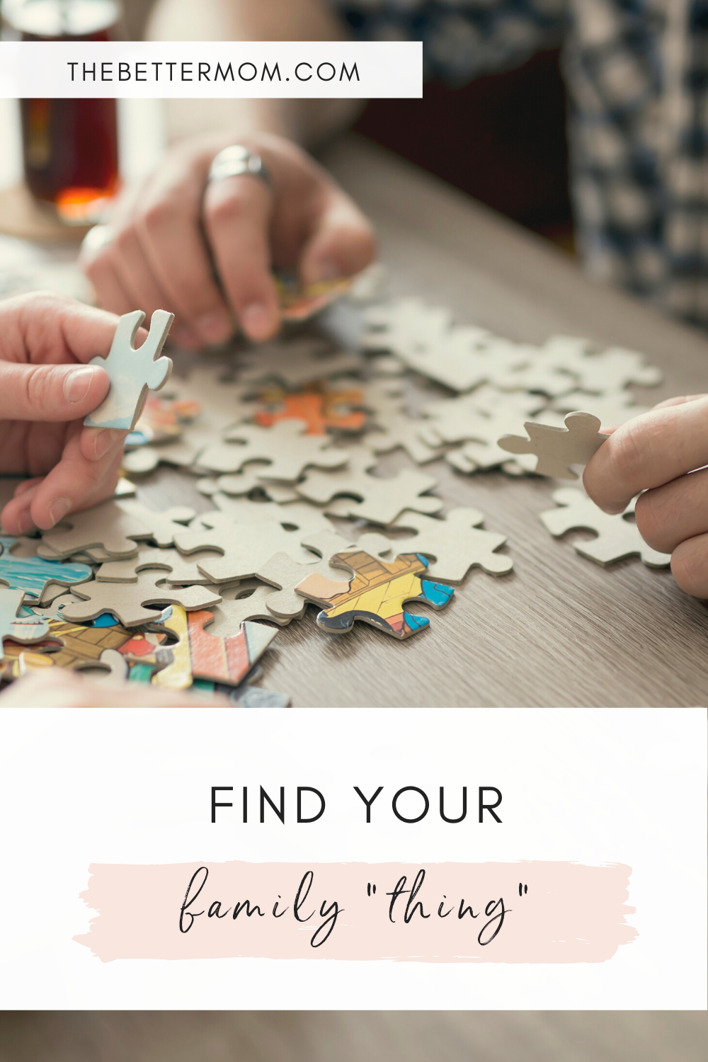 While families across the nation are staying home, people everywhere are rediscovering the joy of a simple pastime. Whether it's puzzling, baking, or knitting, this time is the perfect opportunity to find your